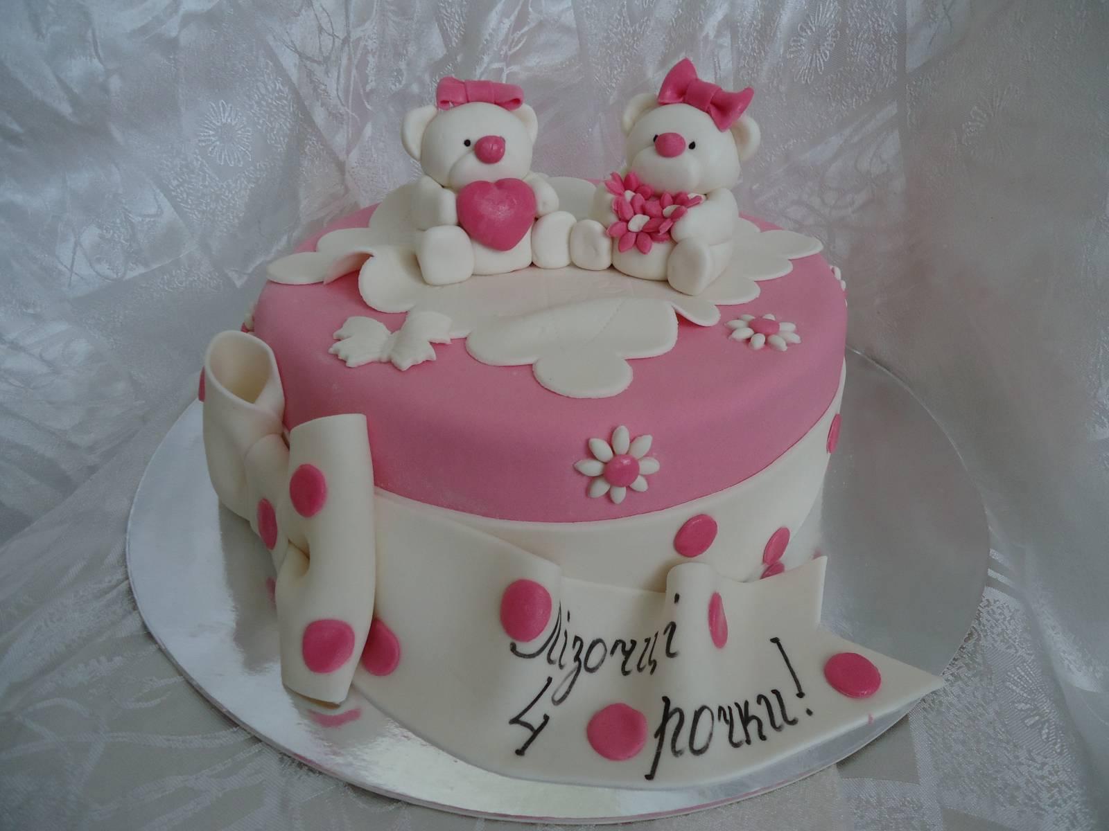 Дитячі тортики фото моїх тортиків